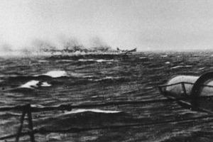 Hundimiento del Bismarck