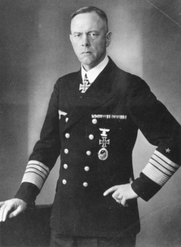 Dem Gedächtnis der Männer des Schlachtschiffes Bismarck