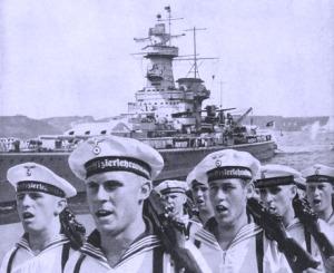 Ranks In Marine >> The Kriegsmarine