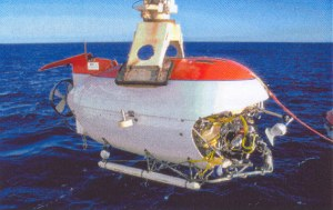 MIR Submersible