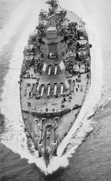 Battleship King George V