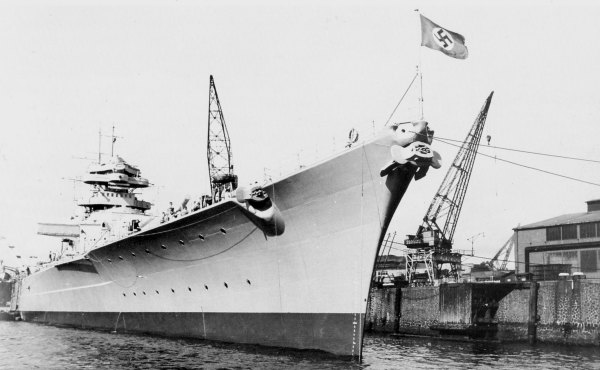 Bismarck in Hamburg