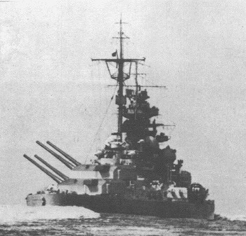 Acorazado Tirpitz
